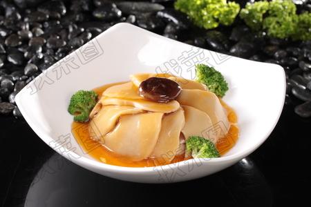 鲍汁百灵菇 - 找菜图