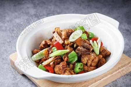 生炒鸡 - 找菜图