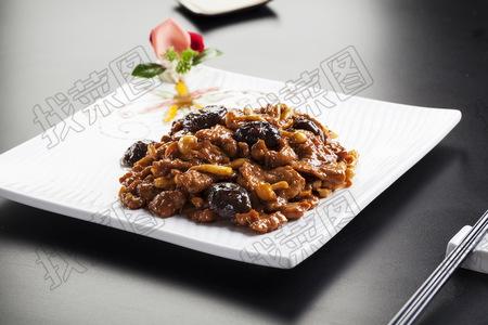 双菇牛柳 - 找菜图