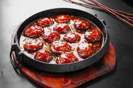 铁板香菇 - 找菜图