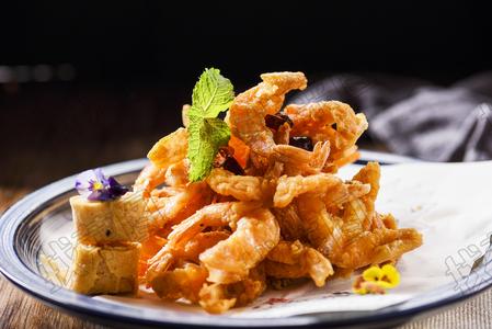 京城脆皮虾 - 找菜图
