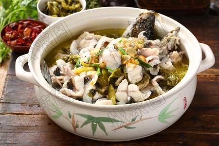 酸菜活鱼 - 找菜图