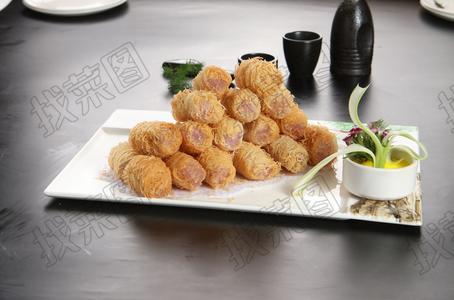 金芋香酥卷 - 找菜图