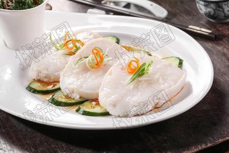 清蒸银雪鱼 - 找菜图