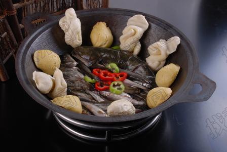 杂鱼锅 - 找菜图