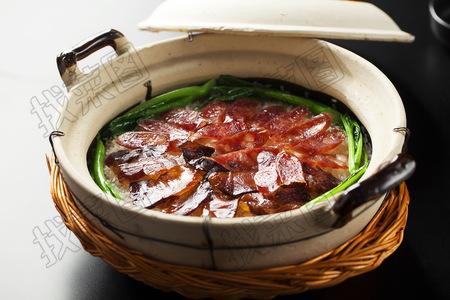 广东腊味煲仔饭 - 找菜图