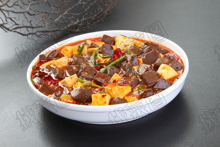 双色豆腐 - 找菜图