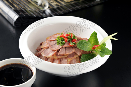 捞汁牛腱肉 - 找菜图