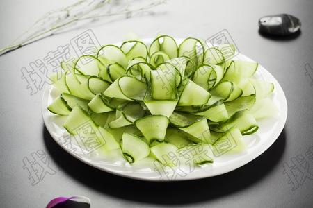 黄瓜片 - 找菜图