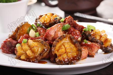土鸡煎鲍鱼 - 找菜图