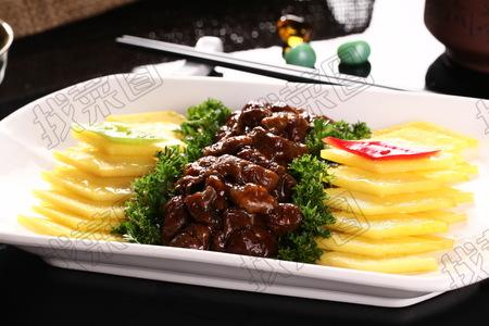 干蘑土豆片 - 找菜图
