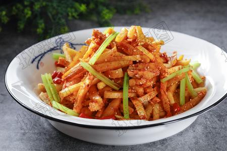 辣炒板筋 - 找菜图