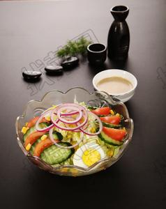 蔬菜沙拉 - 找菜图