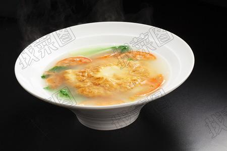 西柿煎蛋汤 - 找菜图