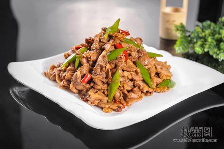 湘西小炒肉 - 找菜图