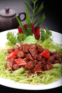 黑椒牛肉粒 - 找菜图