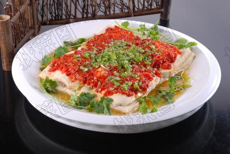 剁椒豆腐 - 找菜图