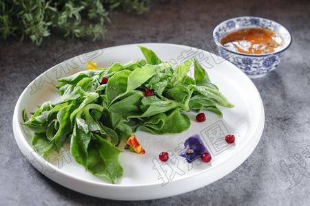 冰草沙拉 - 找菜图