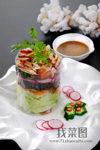 泰式拌蔬菜 - 找菜图