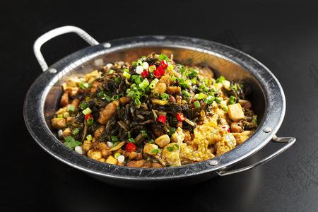 干锅雪菜豆腐 - 找菜图