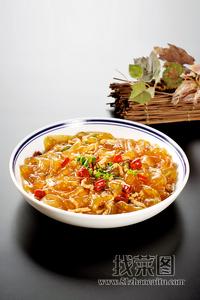 炒粗粮拉皮 - 找菜图