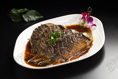 红烧鲫鱼 - 找菜图