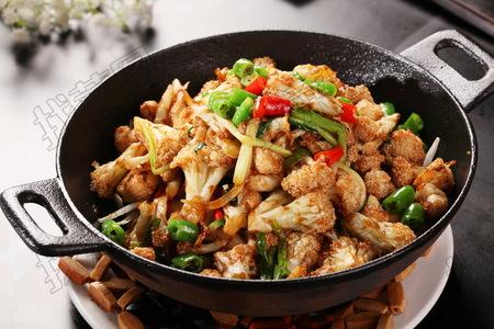 铁锅大碗花菜 - 找菜图