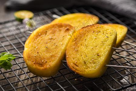 烤馒头片 - 找菜图