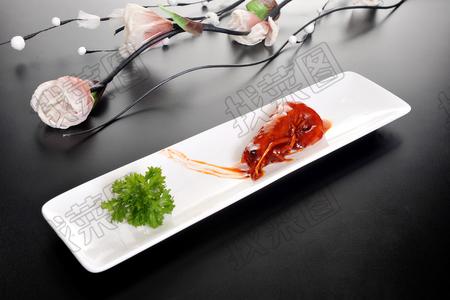 㸆大虾 - 找菜图