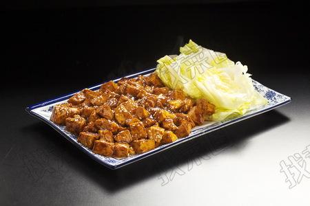 酱油炒豆腐 - 找菜图