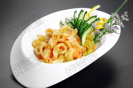 泰式凤爪 - 找菜图