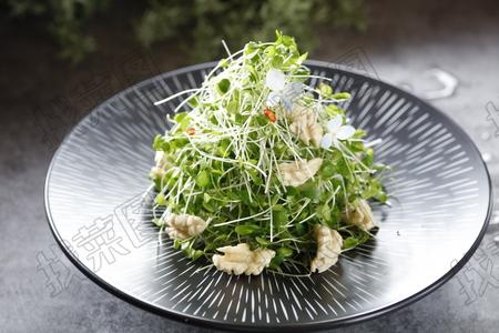 香椿苗核桃仁 - 找菜图