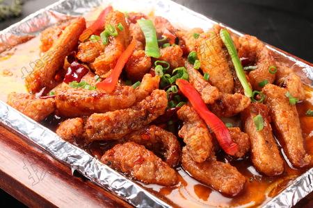 铁板烧鱼 - 找菜图