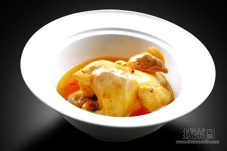 灌汤鸡 - 找菜图