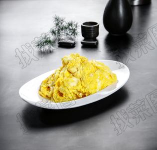 嫩炒鸡蛋 - 找菜图
