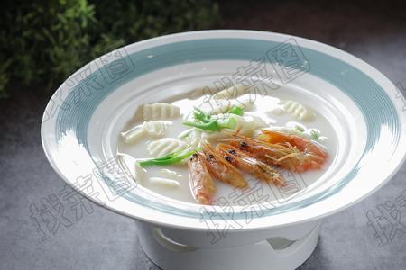 养生虾干浸茭白 - 找菜图