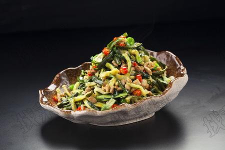 炒黄瓜皮 - 找菜图