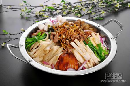 炸菌类锅 - 找菜图