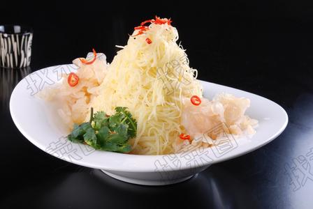 蛰头土豆丝 - 找菜图