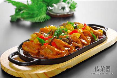 三鲜豆腐夹 - 找菜图