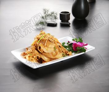 金针菇炒肥牛 - 找菜图