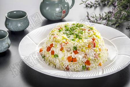扬州炒饭 - 找菜图