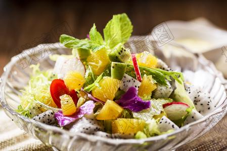 果蔬沙拉 - 找菜图