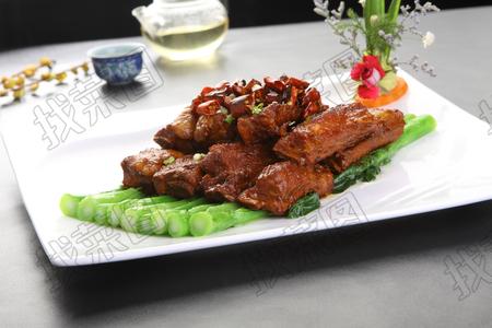 锦绣豉汁排骨 - 找菜图