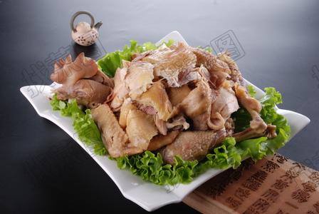 自制盐焗鸡 - 找菜图