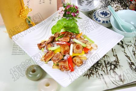 京式法国鹅肝 - 找菜图