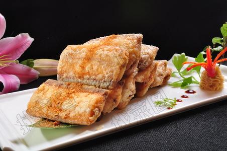 干炸刀鱼 - 找菜图