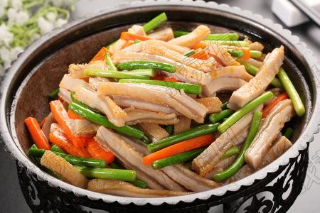 干锅肚丝 - 找菜图