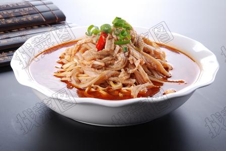 红汤千丝牛肚 - 找菜图