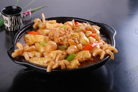 自制三鲜豆腐煲 - 找菜图